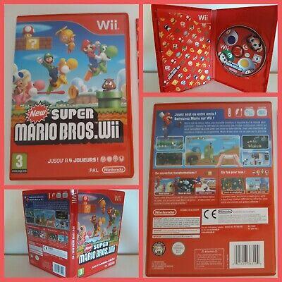 New super mario bros.Wii