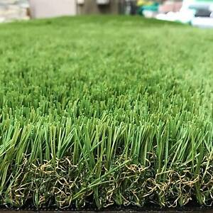 40mm Plush, Realistic, NonShine Synthetic Grass Sunshine North Brimbank Area Preview