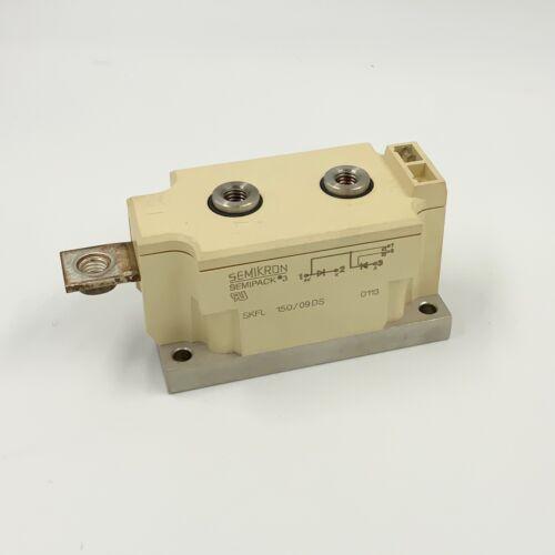 Semikron SKFH 150/09DS Fast Thyristor Diode Module 900A 150V
