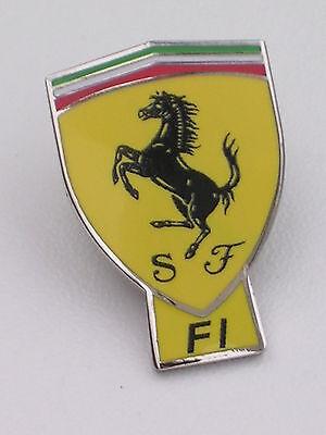 Ferrari F1 Limited Edition Tie Pin Badge NEW