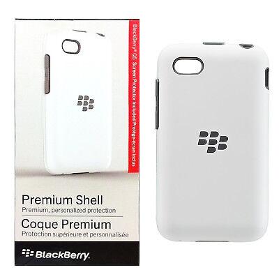 BlackBerry NFC Friendly Premium Shell Case W/ Screen Protector For BlackBerry Q5 5 Blackberry Case