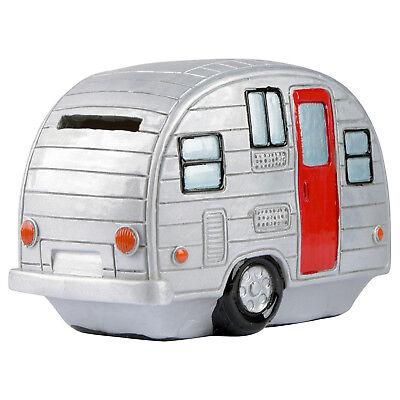 Hucha Caravana Caravana Vacaciones Camping Autocaravana Vintage