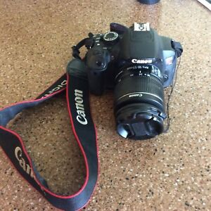 Canon T4i complete camera set up