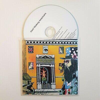 HARD WORKING AMERICANS ( Todd Snider ) ♦ CD ALBUM PROMO ♦ ()