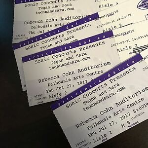 Tegan and Sara tickets