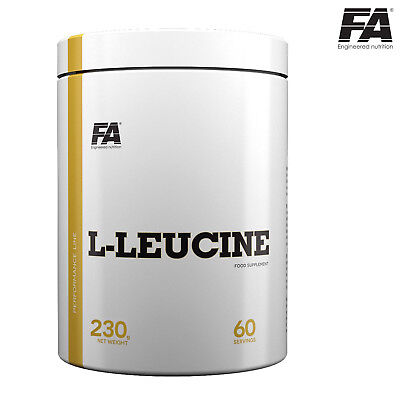 L Leucine 230 Most Anabolic Amion Acid Promotes Lean Muscle Growth Bcaa Anabolic