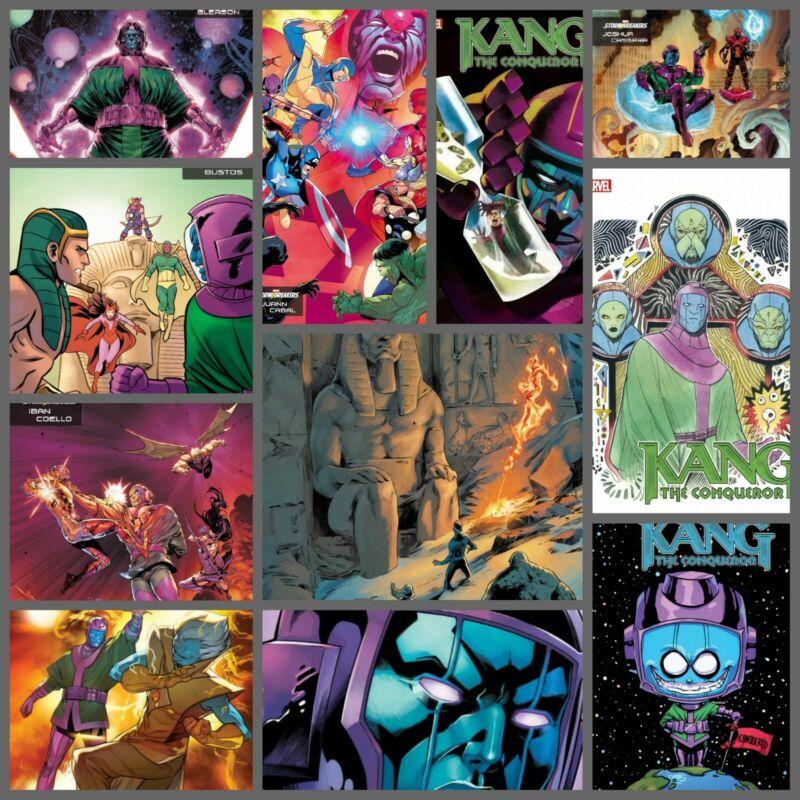 Kang The Conqueror #1 11 Cover Mult Book Options Set Gleason Momoko Presale 8/18