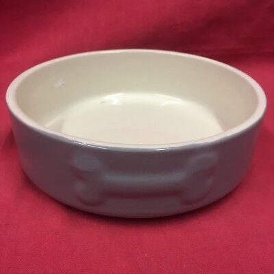 1 x Dog Pot Bowls 6 x 2