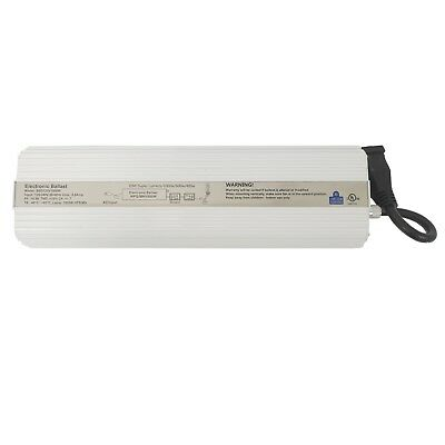 Horticulture Electronic Dimmable 1000W Watts MH HPS Digital Grow Light Ballast Dual Voltage Digital Ballast