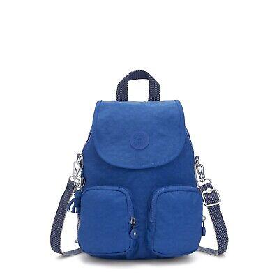 Kipling Small Backpack Firefly UP Shoulder Bag WAVE BLUE SS2020  RRP £87