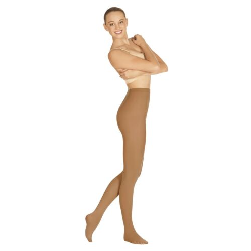 Eurotard Adult Footed Dance Tights, Style 215, S/M, L/XL, XXL, 5 colors