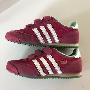 Kids Adidas Dragon shoes