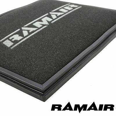 Ramair Replacement Foam Panel Air Filter for Vauxhall Astra G mk4 H mk5 inc VXR