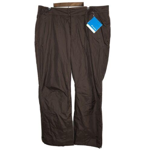 Columbia Women's Plus-Size Modern Mountain 2.0 Pant Plus, Oc