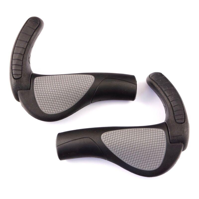 Ergon GP3-L /GP3-S  Grip Handlebar Bike Grips MTB Hybrid 3-Finger Bar Ends