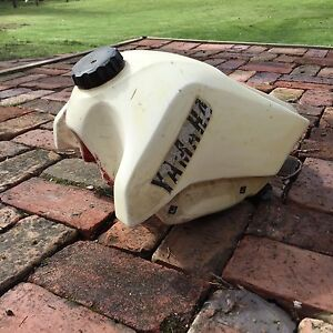 1987 Yamaha TT250 Tank and Fuel Tap Kent Town Norwood Area Preview