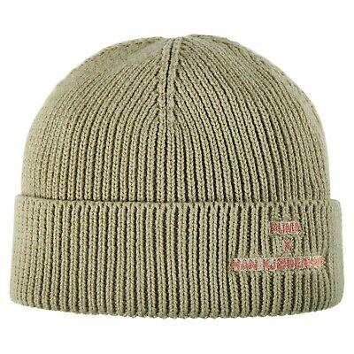 New Puma x Han Kjobenhavn Cotton Knit Winter Watch Beanie Hat 100% COTTON S152