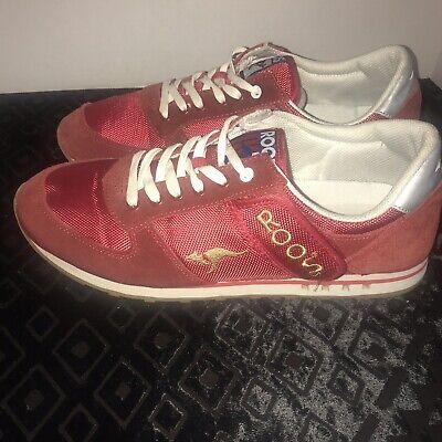 - Roos KangaROO Vintage Sneakers Tennis Shoes   Men's size 11