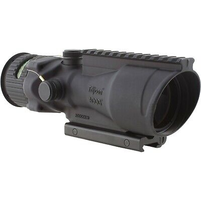 Trijicon ACOG 6x48 Riflescope Green Chevron .308 TA648-308G w/ Rail - 100004