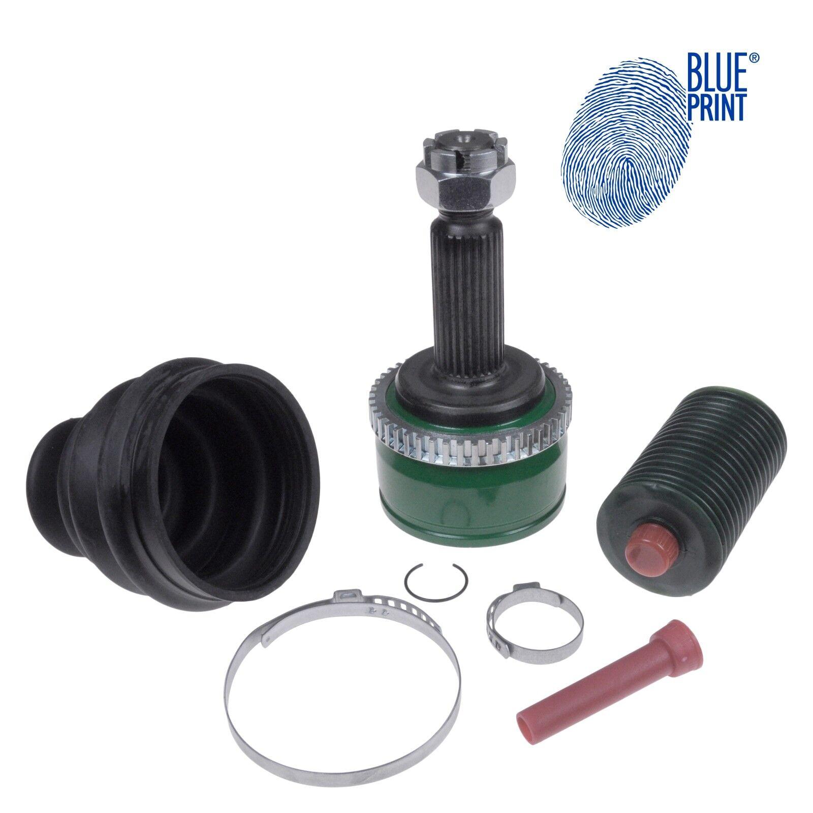 Faltenbalg Antriebswelle radseitig, Vorderachse Blue Print ADT38107 Achsmanschettensatz