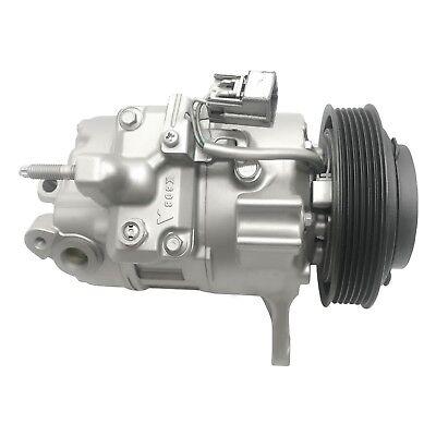Reman AC Compressor IG384 Fits 2006 2007 2008 2009 2010 2011 Cadillac DTS 4.6L