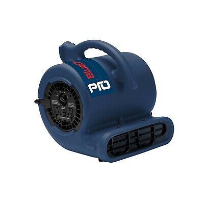 Bluedri Pro-25 Water Damage Restoration Air Mover Floor Blower Fan Dryer