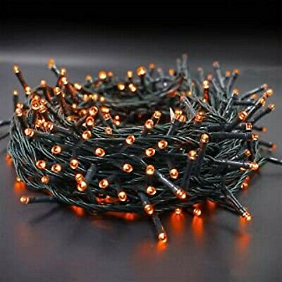 Twinkle Star 66ft 200 LED Halloween String Lights UL Safe FREE SHIPPING!!!