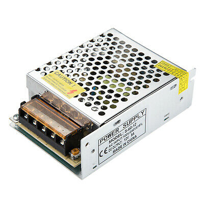 New Ac 110220v To Dc 12v 5a 60w Volt Transformer Switch Power Supply Converter