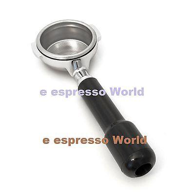 Faema E61 Group Espresso Bottomless Filter Holder -portafilter With 21gr Basket