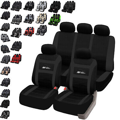 Auto Schonbezug Komplettset FORD Focus Sitzbezüge Sitzauflage Farbwahl SCSC44 Auto Sitzbezüge Ford Focus