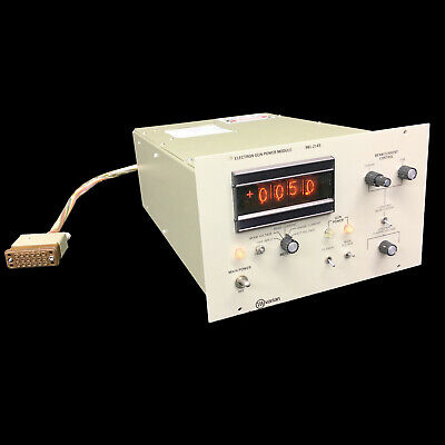 Varian 981-2145 Electron Gun Power Module Wnixie Display
