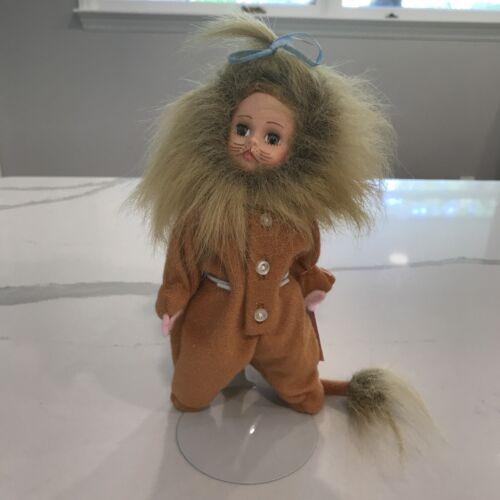 Madame Alexander 8 Cowardly Lion 140431 Wizard Of Oz W/ Box Tag  - $5.99