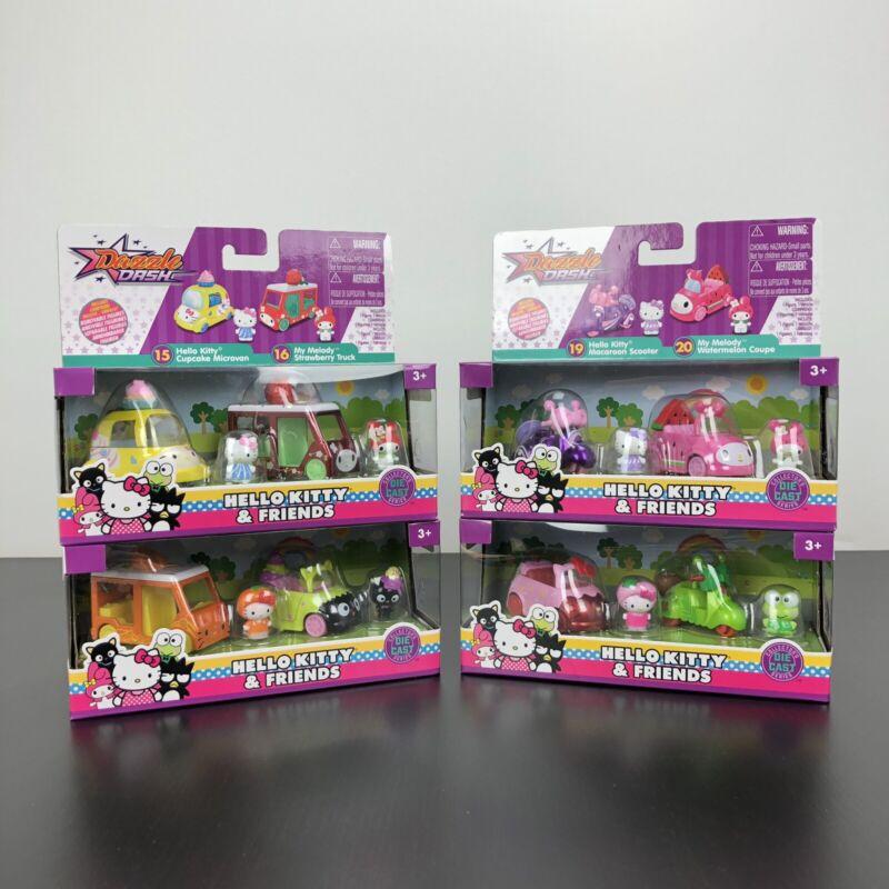 Dazzle Dash Hello Kitty & Friends DieCast (4 collections)