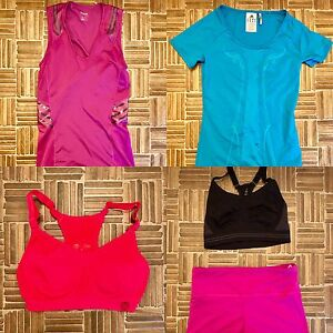 XS Workout Clothes Lot - 4 items
