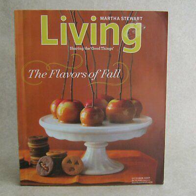 Martha Stewart Living October 2007 Fall Pumpkin Carving Halloween Turkey Hill - Halloween Carving Books