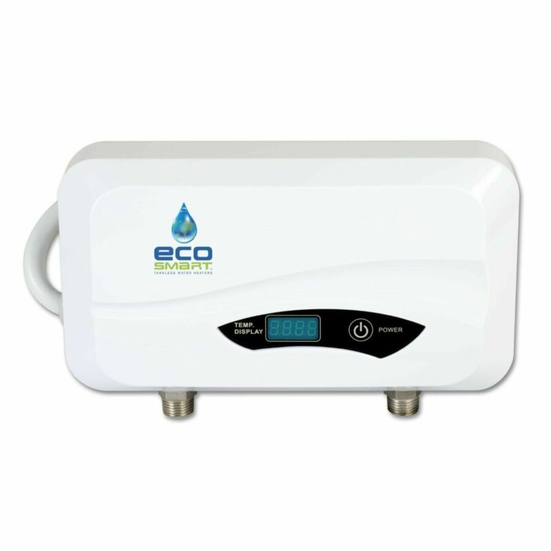 EcoSmart 3.5kW 120V 30A 10AWG Point of Use Electric Tankless Water Heater POU3.5