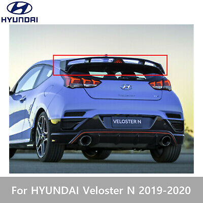 Genuine Rear Wing Spoiler 87210K9000EB for HYUNDAI Veloster N 2019-2020