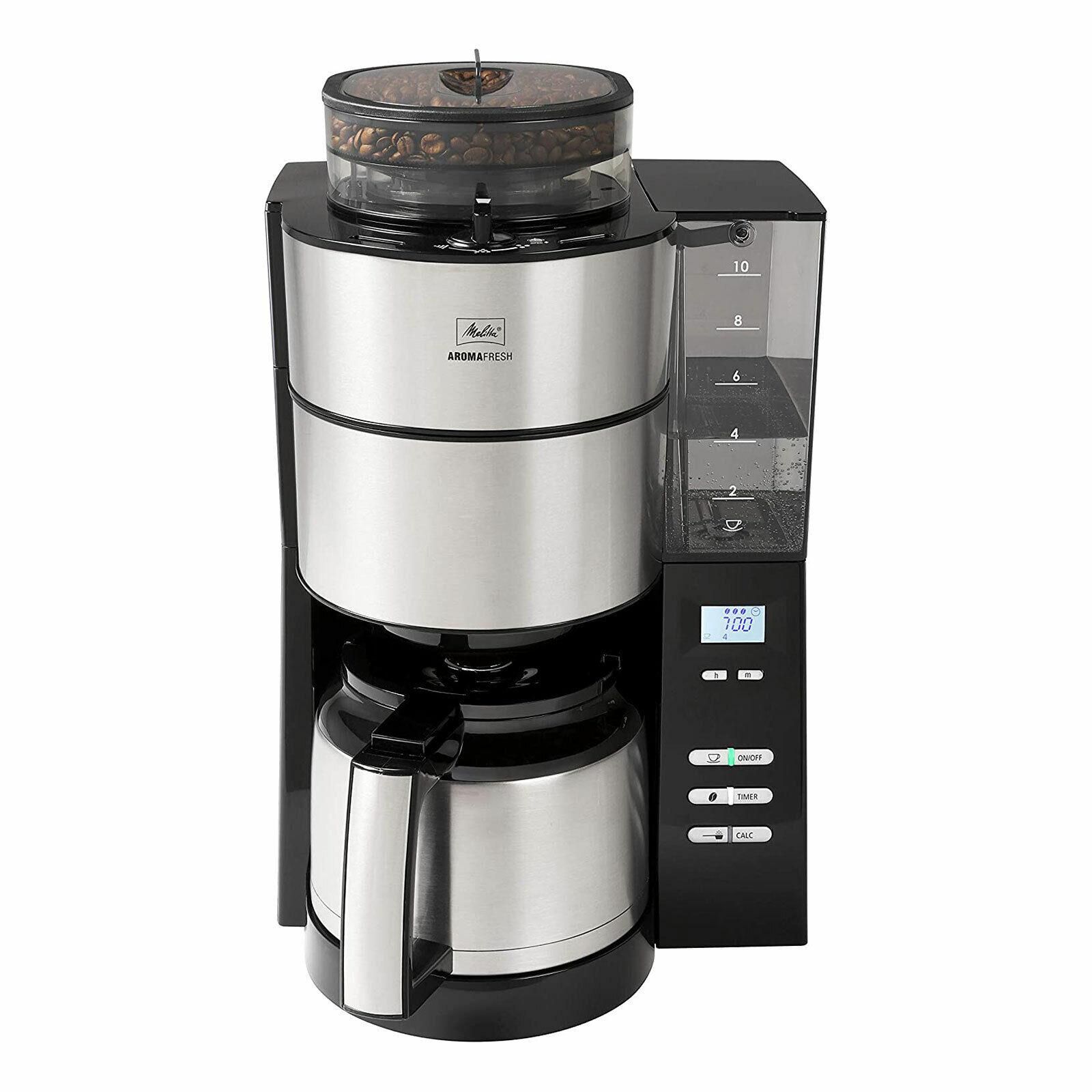 MELITTA 1021-12 Aroma Fresh Kaffeemaschine Filterkaffeemaschine Thermoskanne