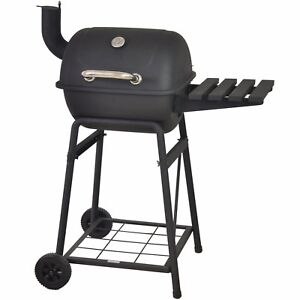 Portable Charcoal Barbecue Grill Mini Small 26