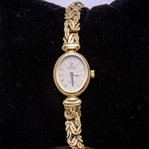 Vicence Italy-Milor Ladies WATCH 18k Gold