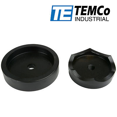 Temco 4 Conduit Punch And Die For Hydraulic Knock Out Driver 34-16 Thread