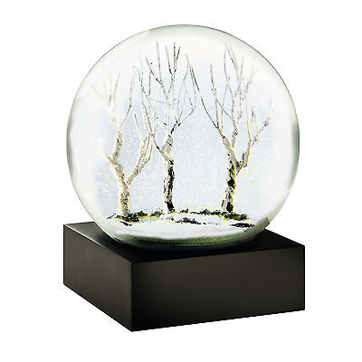 CoolSnowGlobes Winter Chillingly Beautiful Glass Snow Globe Collectable