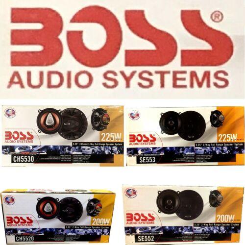 BOSS Car Audio, Full Rang Speaker, Assorted Power, Sizes