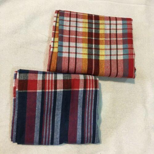 THAI Tradition Cotton Loincloth Pa-Kao-Ma Handwoven Scarf Multi-function cloth