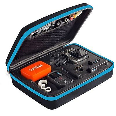Storage Carry Bag Case Box F Gopro Go Pro Hero CAMERA 4 2 3 5 Accessories S/M/L