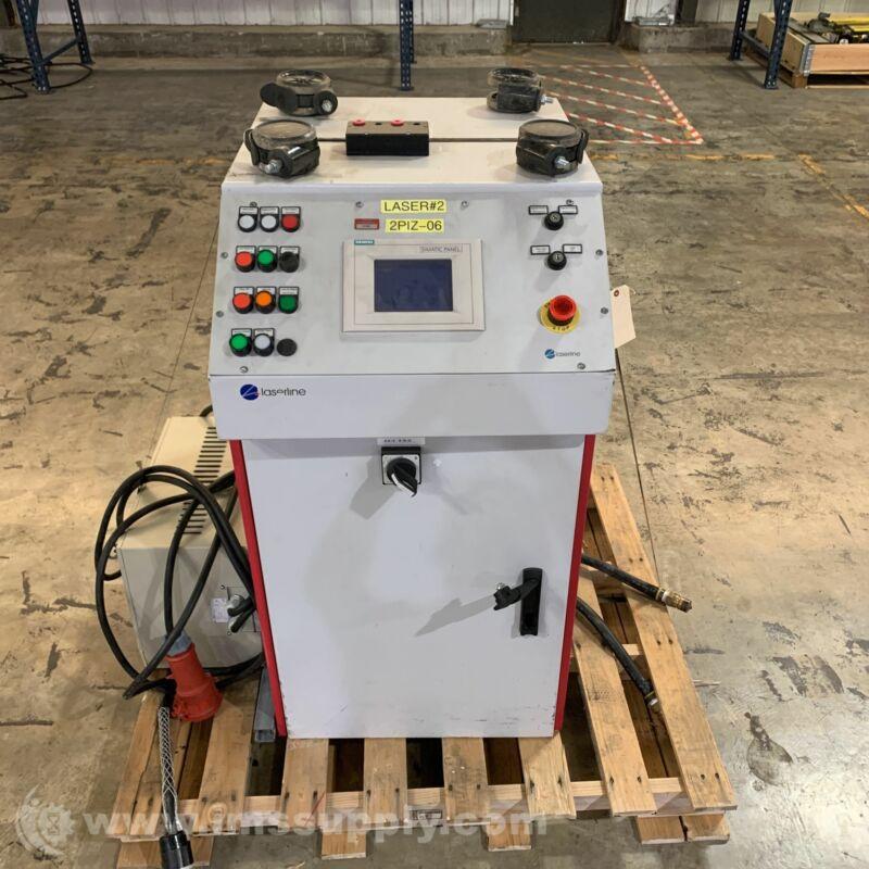 Laserline DF 600-125 VG-X 3-Phase Diode Laser, 400V 5218