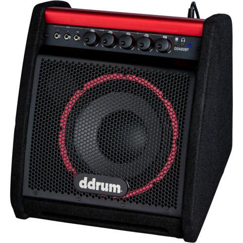 ddrum DDA50BT 50 Watt Electronic Drum Amplifier with Bluetooth