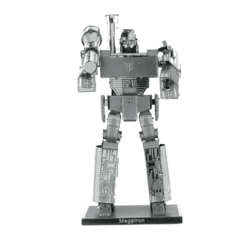 Metal Earth Transformers Megatron Steel Model Kit NEW