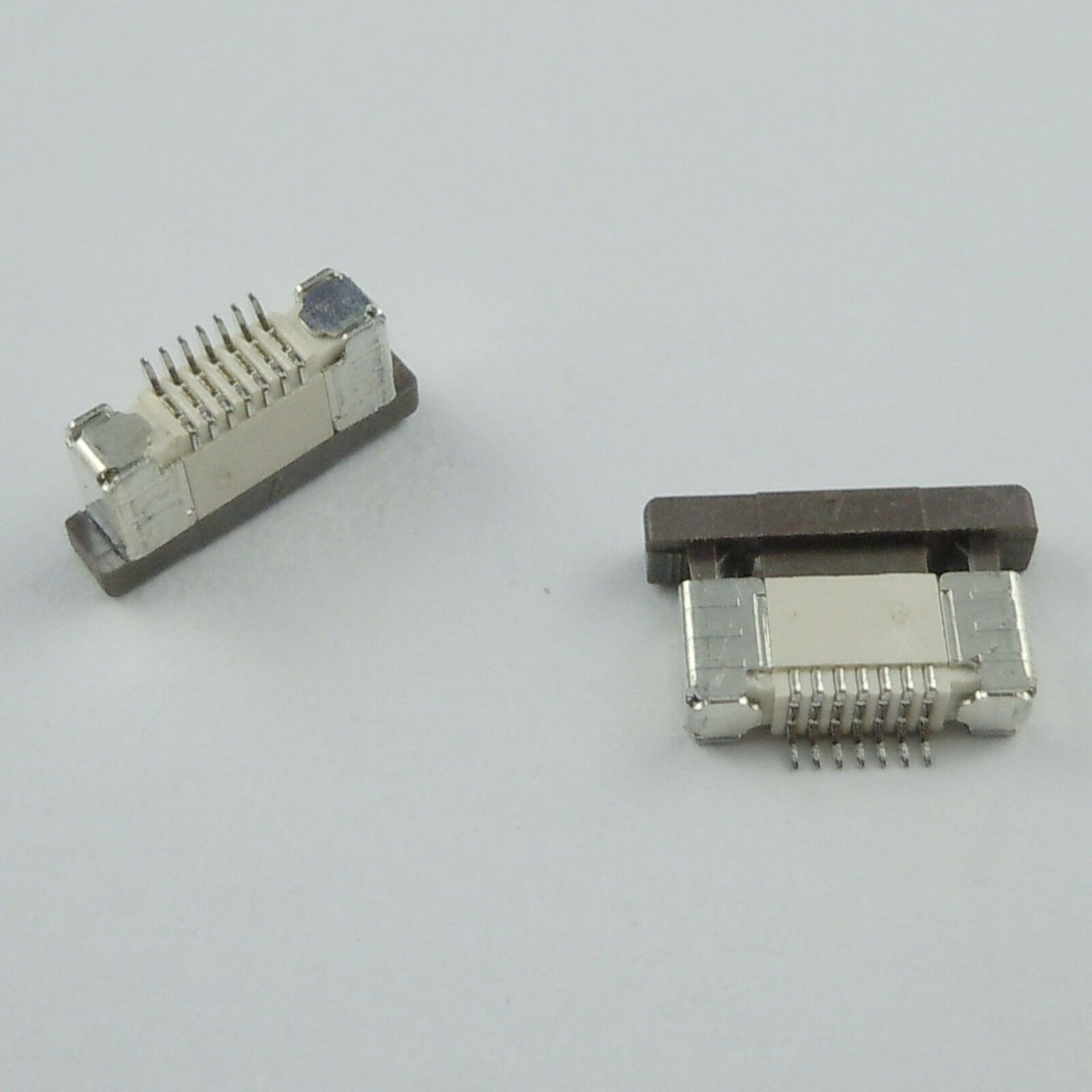 50Pcs FPC FFC 0.5mm Pitch 7 Pin Drawer Type Ribbon Flat Connector ...