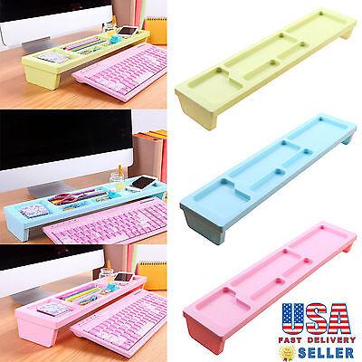 Multi-functional Computer Keyboard Stand Office Desk Desktop